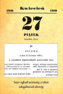 27 kwietnia 1956