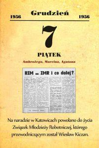 7 grudnia 1956
