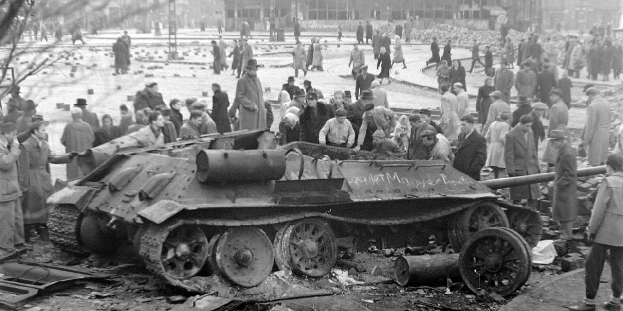 1956 – Węgry aPolska