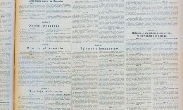 Prasa wdniach Października'56