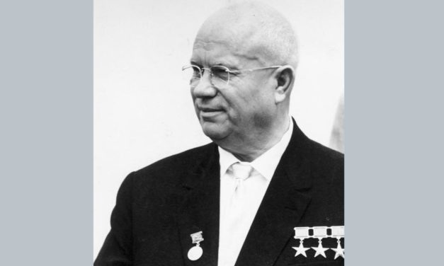 Dramatyczna rozmowa Gomułka – Chruszczow, 19 października 1956